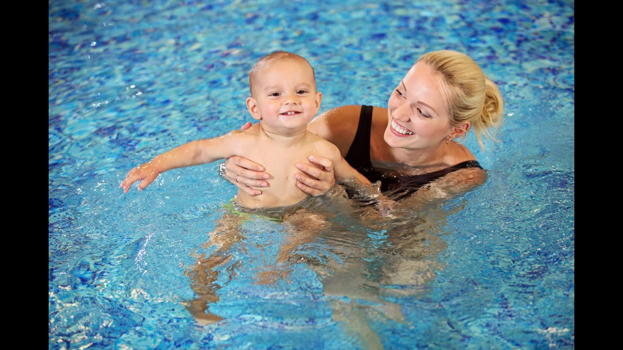 Should I teach a child to swim