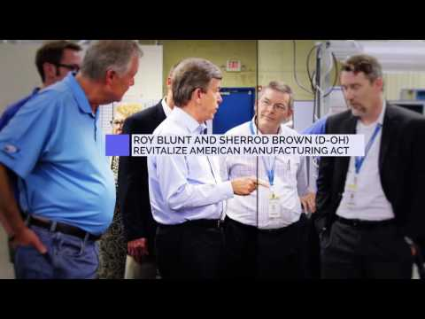 Bipartisan Solutions | Roy Blunt TV Ad