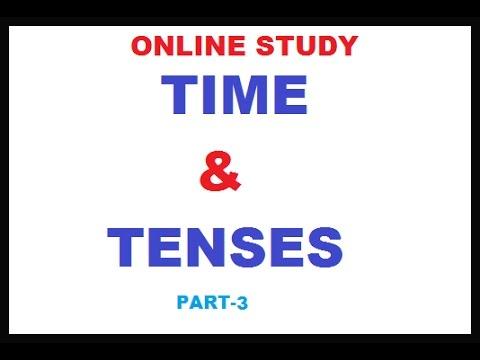 TIME AND TENSE ENGLISH GRAMMAR(FUTURE TENSE) PART-3.