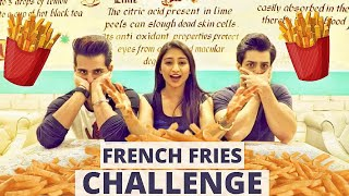 FRENCH FRIES Challenge | Rimorav Vlogs