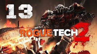 Overheat tactics = stronk! ★ 2nd RogueTech Battletech 2018 Mod Playthrough #13