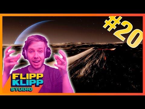 MÅNEKRATER! - FLIPPTROPOLIS LIVE Planet Coaster #20