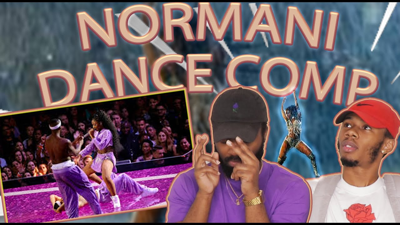 NORMANI DANCE COMPILATION | REACTION