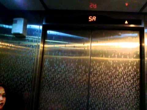 Sigma Traction Parking Elevators at Blok M Plaza, Jakarta