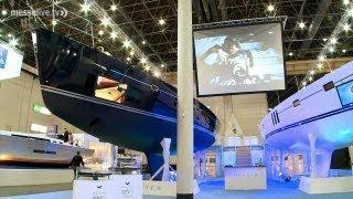 boot 2013: Die Luxusyachten Oyster 625, Princess 98 MY und weitere Highlights