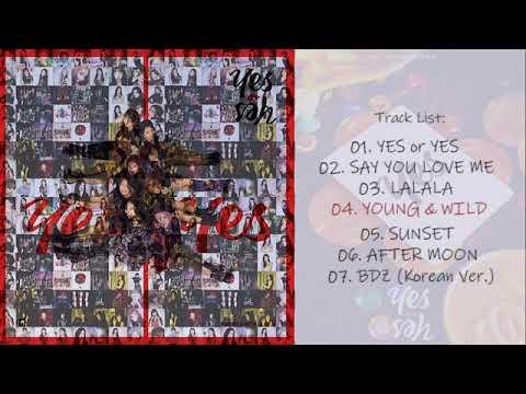 [FULL 6th MINI ALBUM] TWICE - YES Or YES