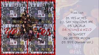 Gambar cover [FULL 6th MINI ALBUM] TWICE - YES or YES