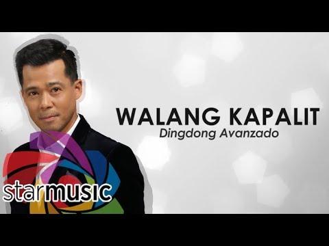 Dingdong Avanzado - Walang Kapalit (Official Lyric Video)