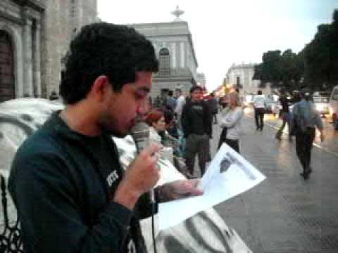 Narración de un volante informativo acerca del caso de don Ricardo Ucan