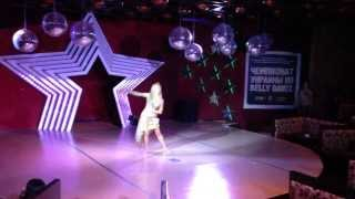 �������� ���� Dina Gorbatenko ⊰⊱ Ukraine CUP '14 YALTA ������