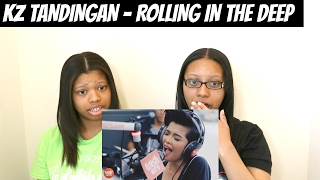 """KZ Tandingan covers """"Rolling in the Deep"""" (Adele) LIVE on Wish 107.5 Bus 