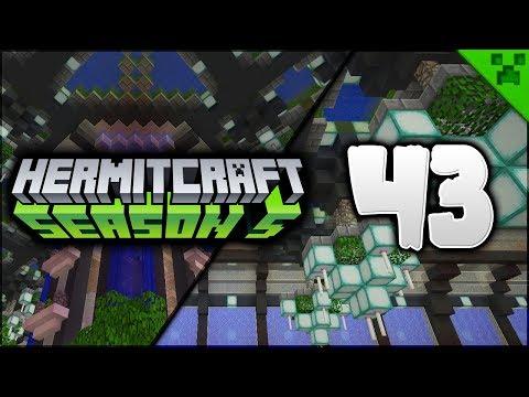 Minecraft Hermitcraft | Grape Lanterns!...