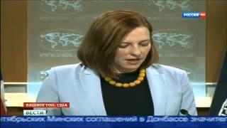 США на словах приветствует минские переговоры, а на деле думает поставлять Украине оружие