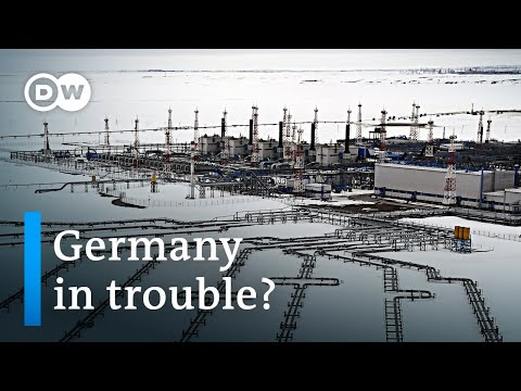 US moves to sanction Germany over Russia gas pipeline   DW News