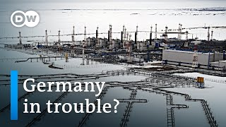 US moves to sanction Germany over Russia gas pipeline | DW News