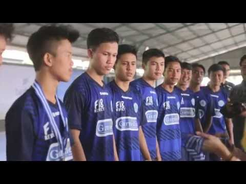 BJB Futsal championship 2015