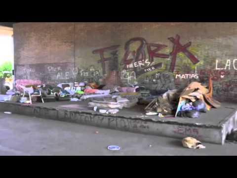 Detroit's Homeless 2
