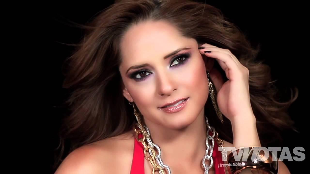 Elba Jiménez En Espectacular Sesión Para TVNotas