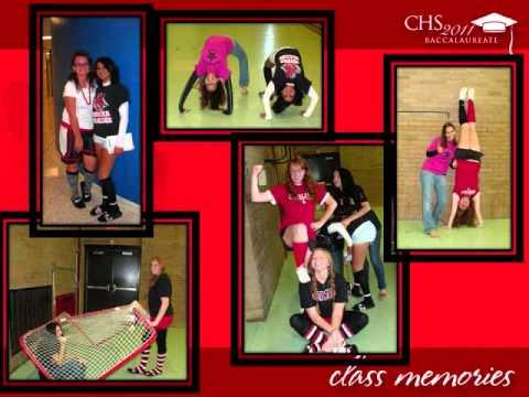 Charleroi Area High School Class of 2011 Baccalaureate slideshow presentation