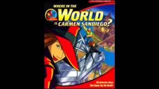 Where in the World is Carmen Sandiego? (1996) Music - Canada (High Quality)