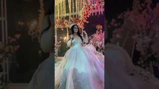 قلبك بحر مالح😀عقبال كل البنات ❤️ العروسه وفرحتها 🔥