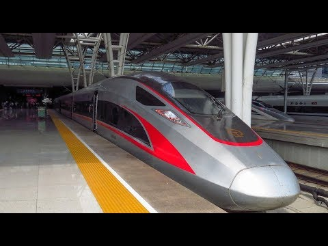 Why are China's high-speed trains fast and...