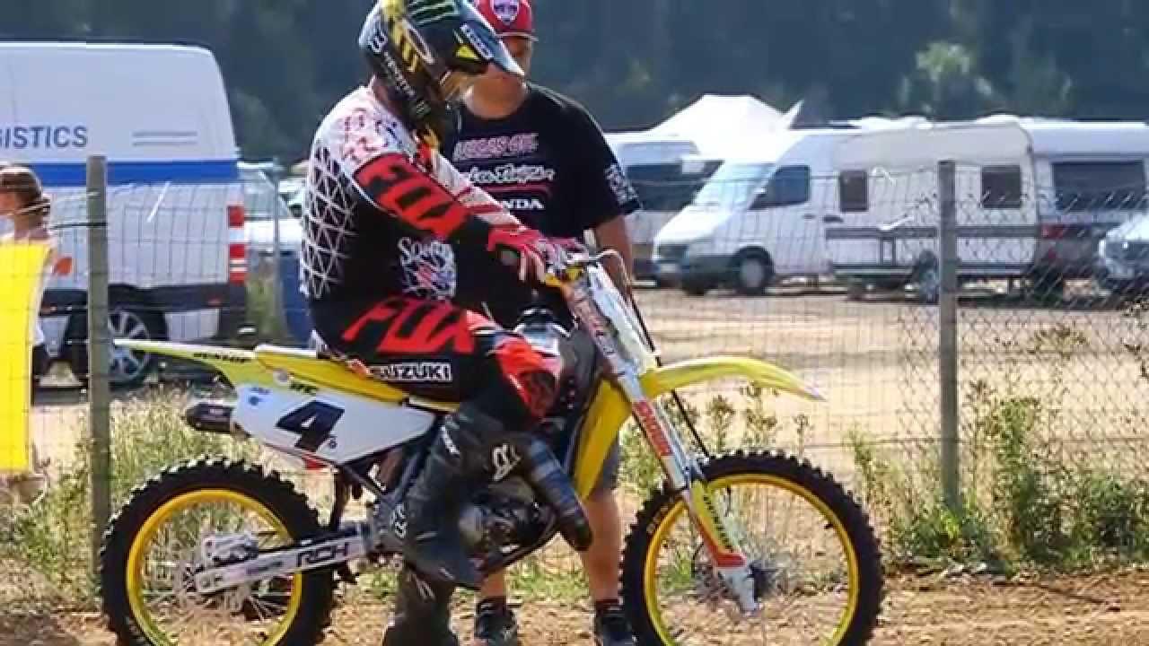 Ricky Carmichael Bio - Motorcycle USA