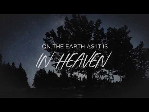 Corey Voss - As It Is In Heaven (Official Lyric Video)