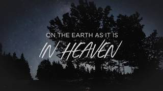 Corey Voss - As It Is In Heaven (Lyrics)