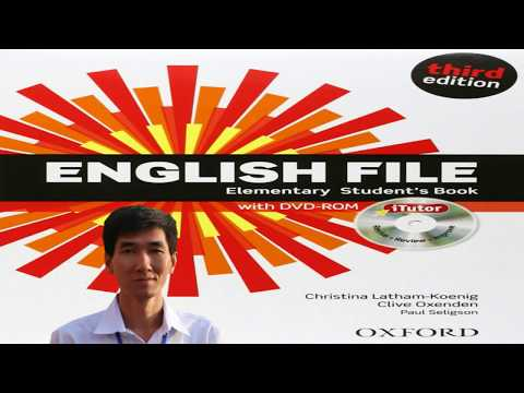 English File Elementary Third Edition - Unit 1 (1.15-1.30)