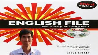 English File Elementary Third Edition Unit 1 1 15 1 30
