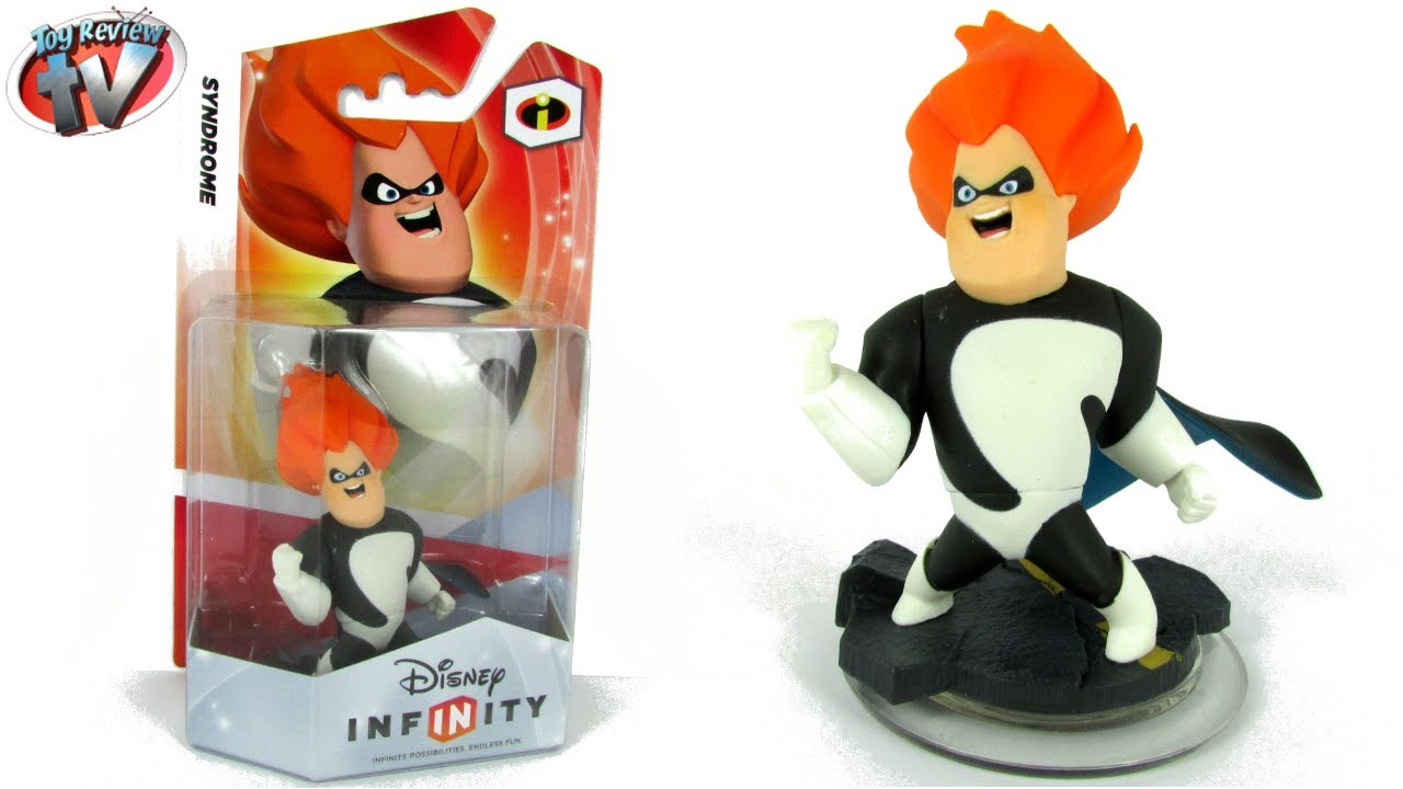 Best Incredibles Toys Reviewed : Disney infinity incredibles syndrome figure toy review