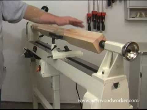 Jet 1220 12 Quot Wood Lathe Review Youtube