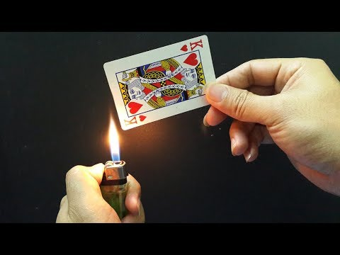 Amazing Magic Card Trick That Will Blow Your Mind ...