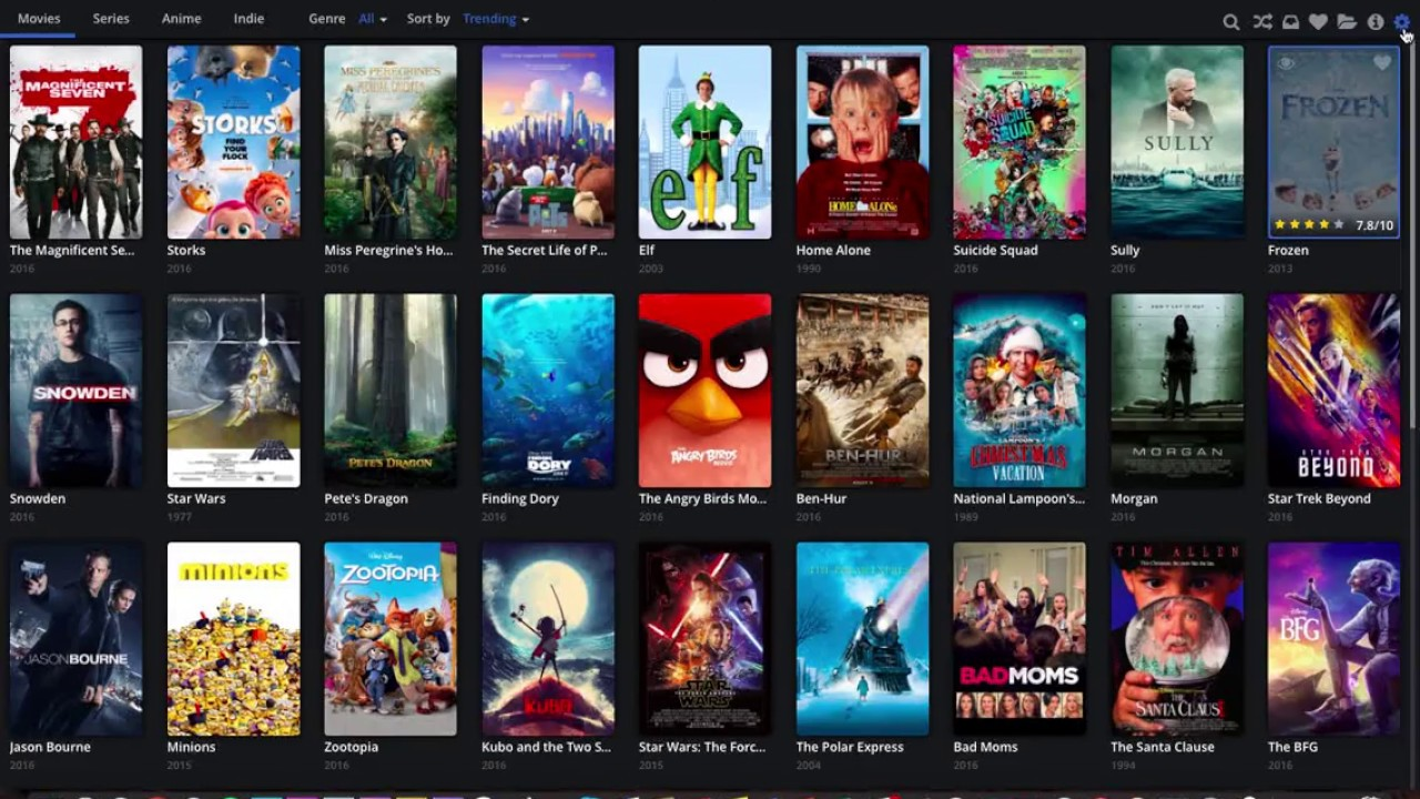 Download Full HD Movies For Free With PopCorn Time (2018