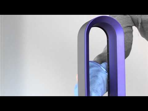 How to clean your Dyson Hot + Cool fan heater (Official Dyson video)