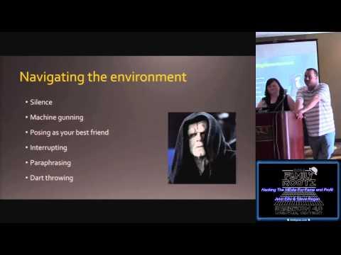 Hacking The Media For Fame And Profit Jenn Ellis Steven Regan