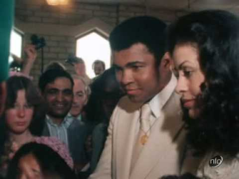 Mohammad Ali In England