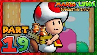 Mario & Luigi: Superstar Saga - Part 19 - Guffawha Ruins!