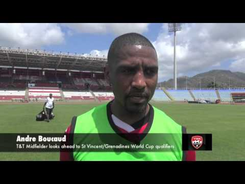 Warriors Start Preparations for World Cup Qualifiers vs St Vincent/Grenadines