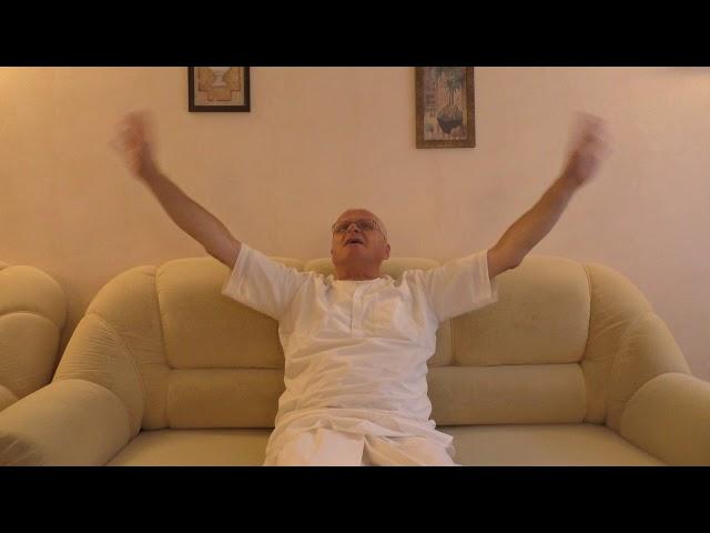 Е.М.Манидхар прабху. 2 день 5 часть санкиртана