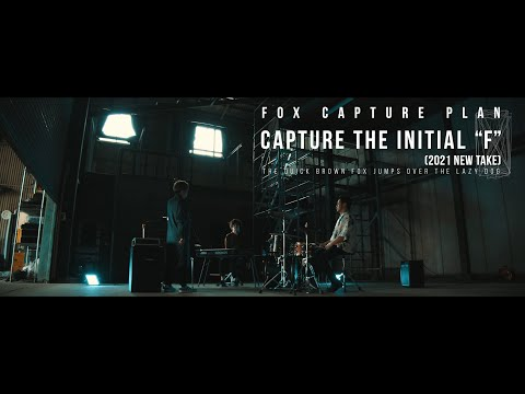 """fox capture plan / capture the Initial """"F"""" (2021 NEW TAKE)"""
