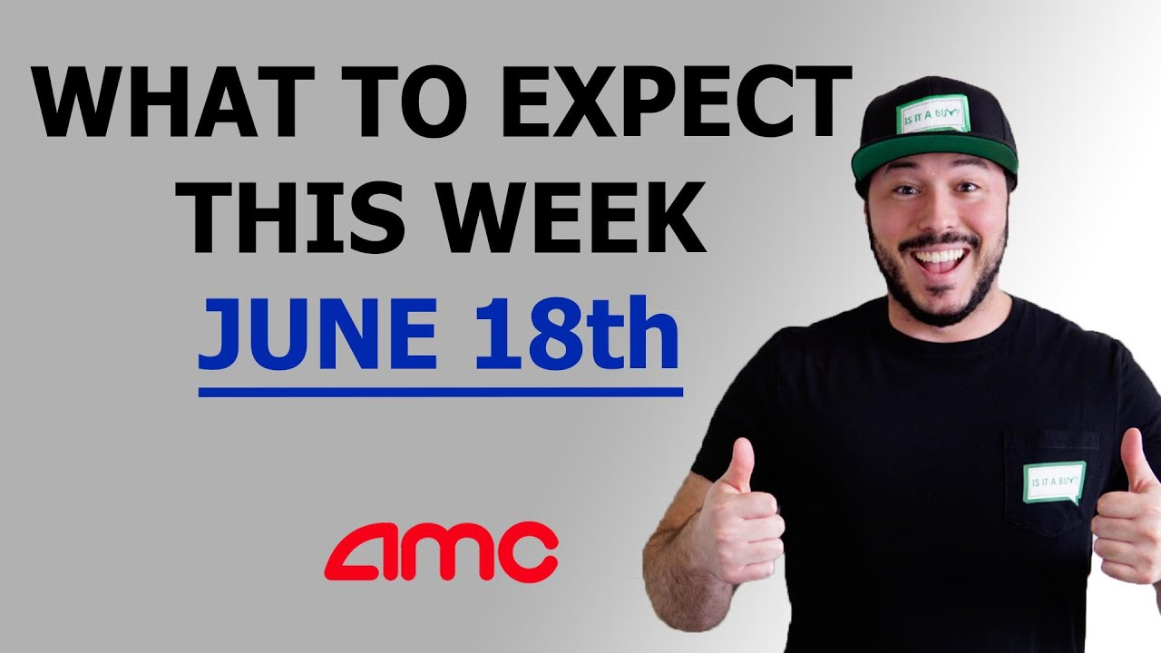 AMC Prediction - What to expect this week of June 18!