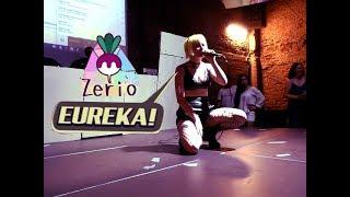 [Vocal cover live] Zerio - Eureka Live [30/06/18] Bologna Comix Resimi
