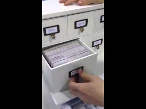 Albums Made Easy Storage by We R Memory Keepers - YouTube