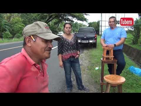 Los Banquitos Artesanales Salvadoreños Calle A Usulutan     El Salvador