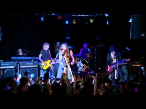 AEROSMITH feat Slash – Whisky A GOGO (08/04/2014)