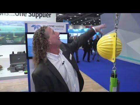 Teledyne Marine's mooring solutions