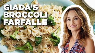 Farfalle with Broccoli - Food Network