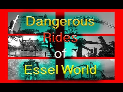 Dangerous Rides of Essel World - Try it and enjoy it